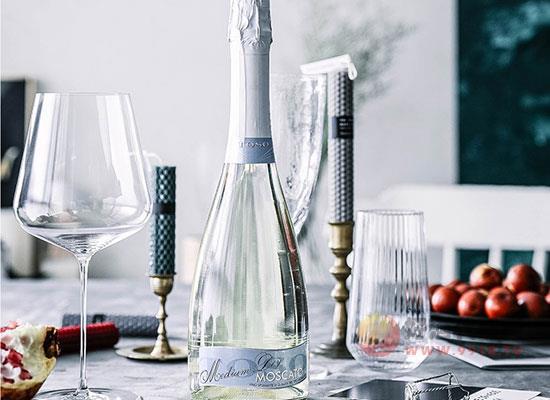 意大利莫斯卡托清爽白葡萄酒