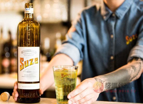 蘇茲蘇士龍膽酒
