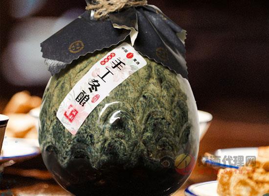 大禹五千年二十年花雕王酒