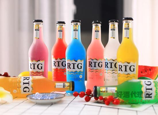 RTG預調雞尾酒