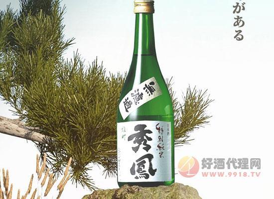 秀鳳古法菩提醞純清酒