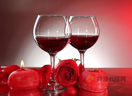 玫瑰紅葡萄酒