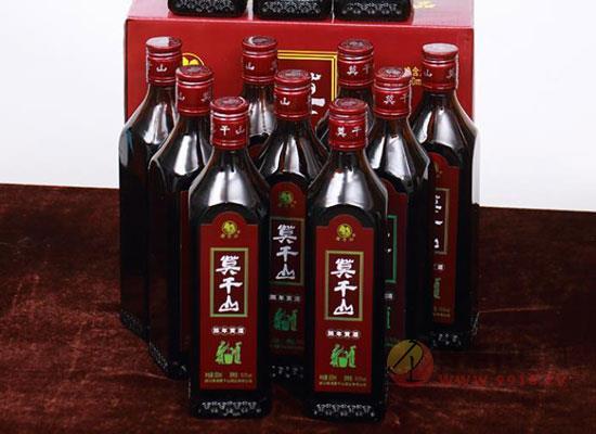 莫干山黄酒