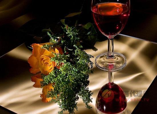 薩松丹魂干紅紅酒