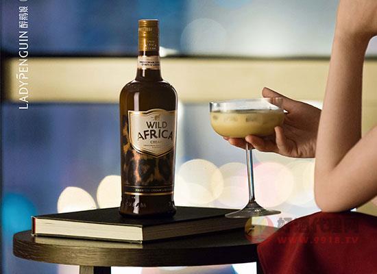 南非奶油利口酒