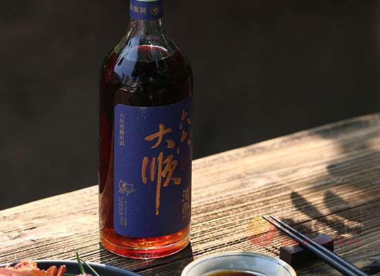 酒狐六年窖藏米酒