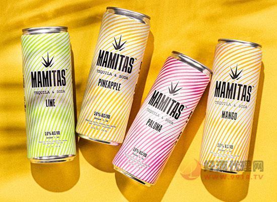 马米塔斯预调鸡尾酒