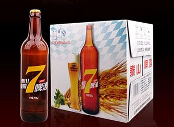 泰山原浆啤酒价格