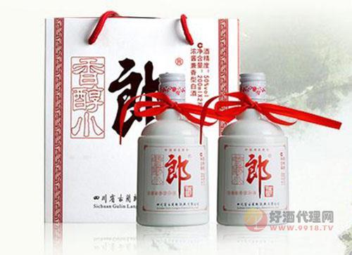 50度香醇小郎酒白酒價格