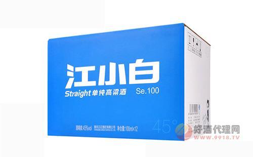 江小白Se.100 45度白酒价格