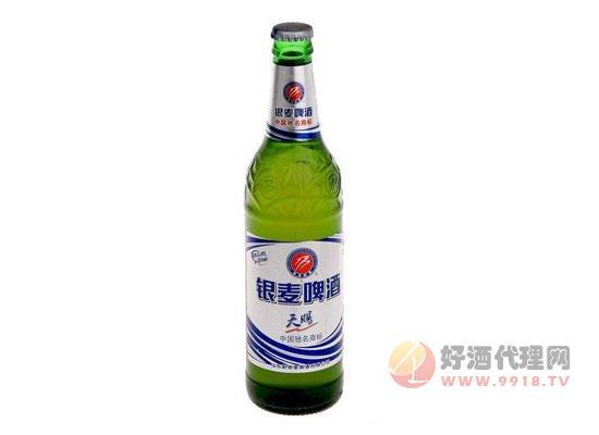銀麥啤酒價格表