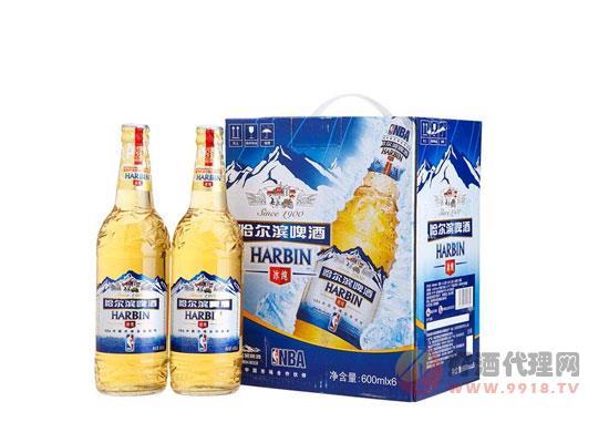哈尔滨冰纯啤酒价格表