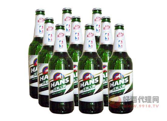 汉斯啤酒价格表