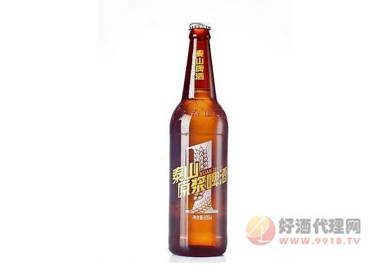 泰山啤酒价格表