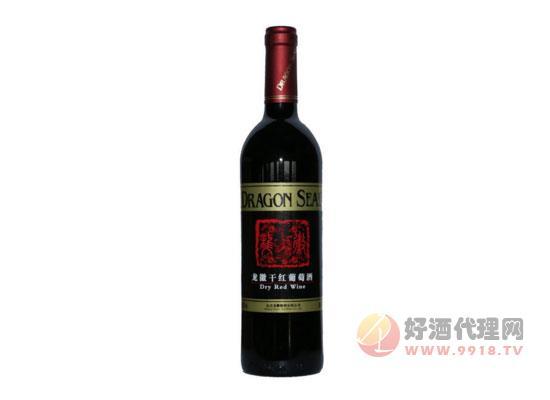 12.5度龍徽干紅葡萄酒價格 750ml