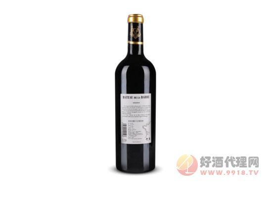 龍船珍釀干紅葡萄酒價格750ML