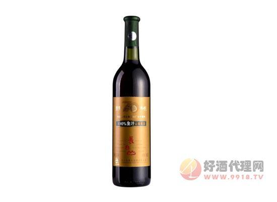 长白山葡萄酒价格表