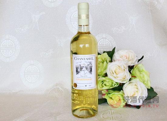 霞多麗干白葡萄酒價格表