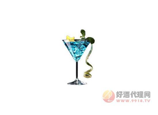 蓝色妖姬鸡尾酒价格