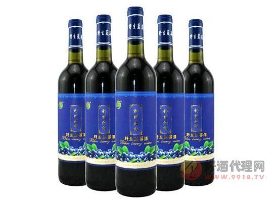 藍莓果酒價格表