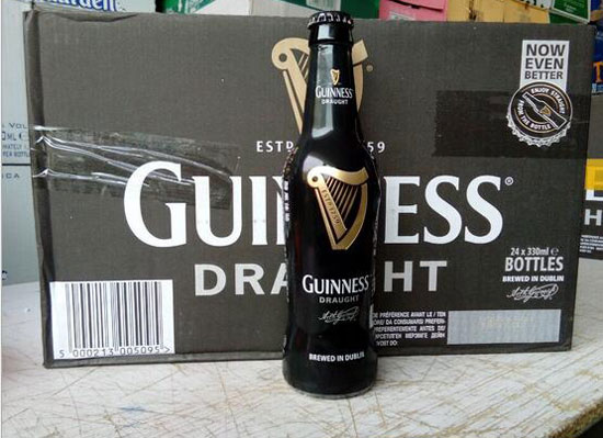 馬來西亞啤酒 GUINNESS健力士黑啤價格
