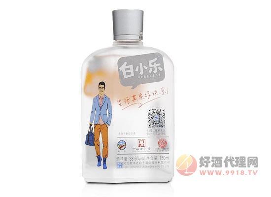 38.6度白小樂酒150ml價格