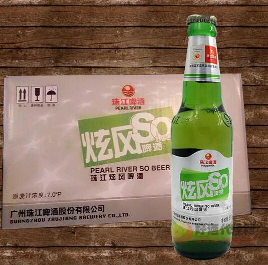 珠江特制小瓶啤酒價格