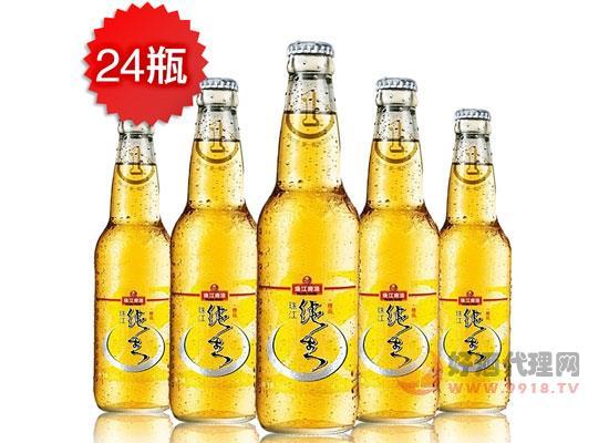 珠江純生啤酒價格330ml