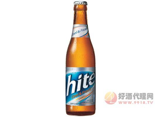 韩国 海特啤酒清爽畅饮价格355ml
