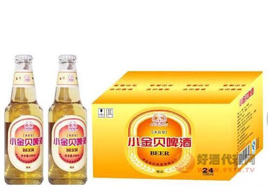 青岛海特金贝系列小瓶啤酒价格