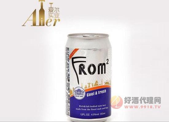韩国海特斐朗经典拉罐啤酒价格355ml