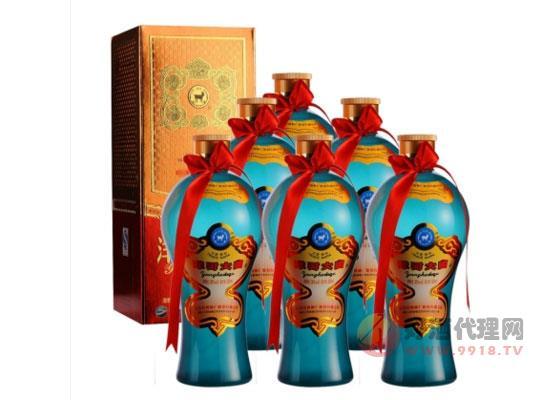 38°新天藍價格500ml(6瓶裝)