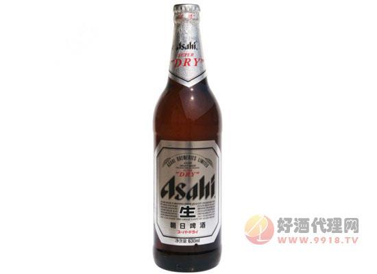 朝日啤酒听啤 清爽 630ml价格