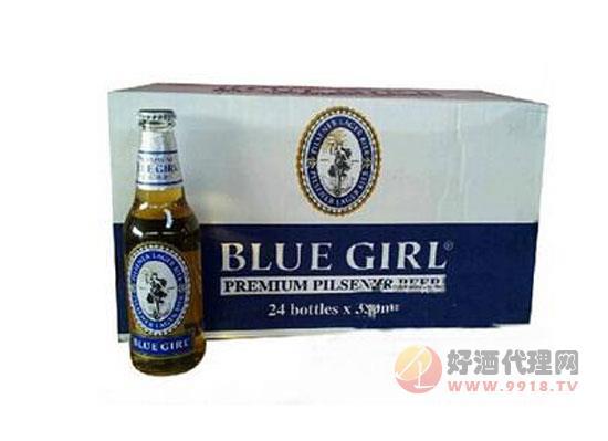 香港藍妹啤酒價格