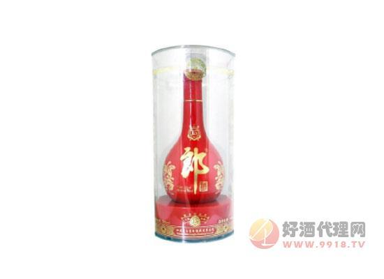 53度郎酒15年红花郎 酱香型白酒价格