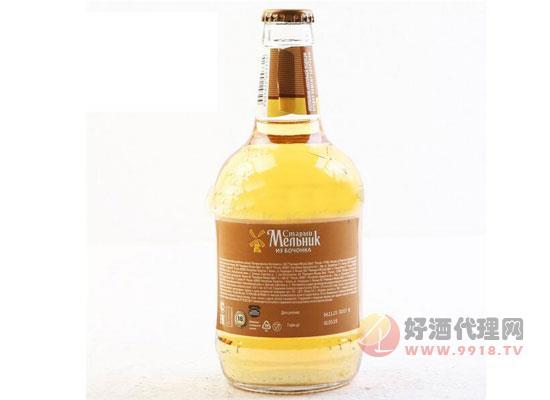 羅斯進口老米勒淡爽瓶裝啤酒價格