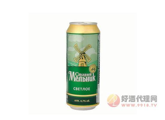 俄羅斯老米勒罐裝啤酒價格
