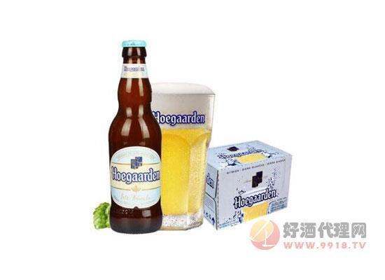 比利时福佳白啤酒价格330ml