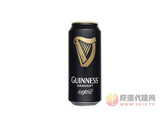 愛爾蘭健力士黑啤聽裝價格