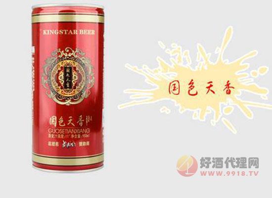 金星國色天香啤酒價格