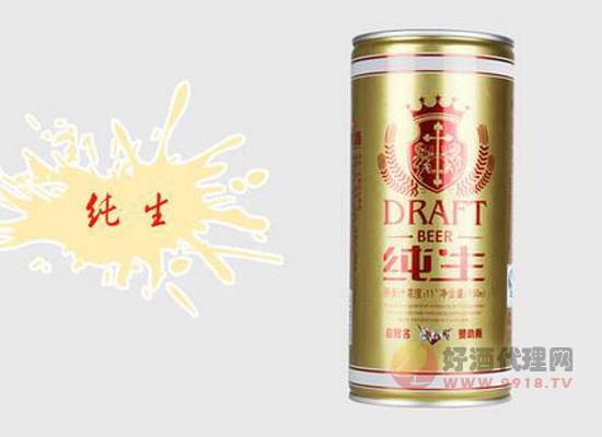 金星純生啤酒價格