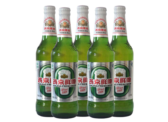 燕京鲜啤10度价格