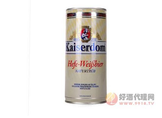 凱撒白啤酒價格1L