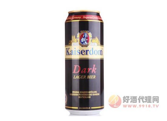 凱撒大麥黑啤酒價格500ml