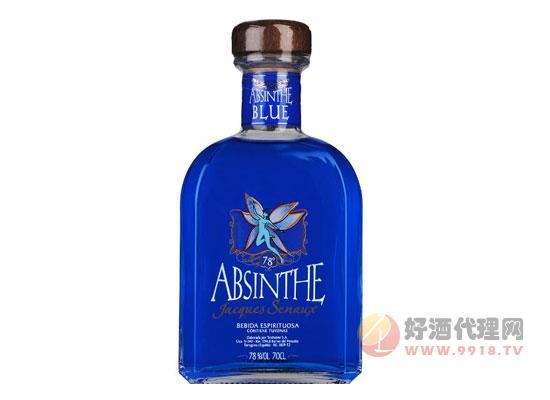 蓝色妖姬苦艾酒价格