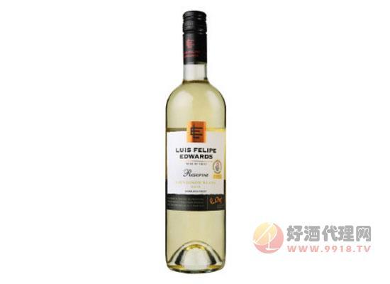 埃德華茲酒園窖藏長相思干白葡萄酒價格