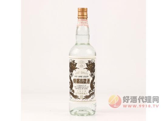 金門特級高粱酒價格(大龍)57-59度750ml