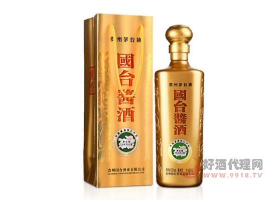 53°國臺醬酒價格1L(黃金版)