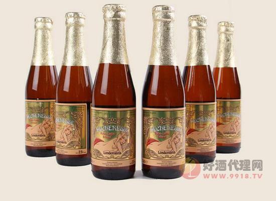 林德曼桃子啤酒蜜桃味價格