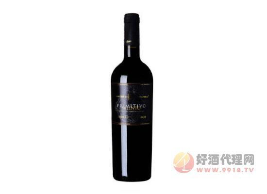 坎托雷侯爵仙粉黛干紅葡萄酒價格